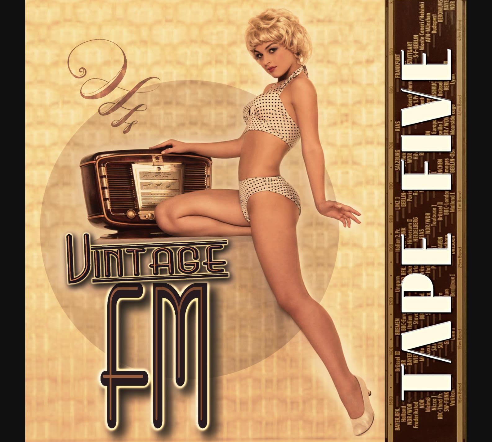 """""""Vintage FM"""" EP"""